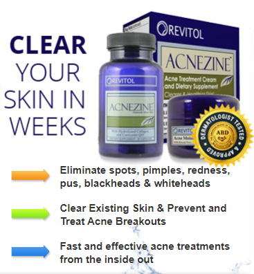Revitol Acnezine Cream Price Different Acnezine Packages